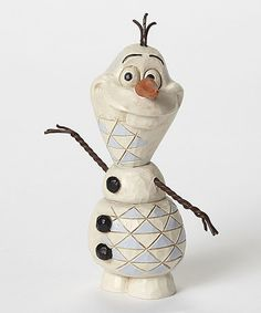 Another great find on #zulily! Disney Young Olaf Frozen Figurine #zulilyfinds
