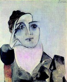 Dora Maar - Picasso