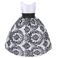 Kids Dream White Black Damask Special Occasion Dress Girl 12 Kids Dream http://www.amazon.com/dp/B00GXE42WO/ref=cm_sw_r_pi_dp_ieL5tb0JAF6Y6