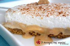 Banoffee Pie, Tiramisu, Cheesecake Brownies, Dessert Recipes, Desserts, Love Is Sweet, Bon Appetit, Sweet Recipes, Cooking Recipes