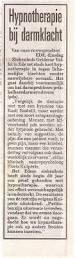 Voor PDS en Hypnotherapie, zie: www.academie-psychotherapie.nl