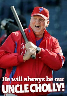 It's not the same without you Charlie! You will ALWAYS BE#1 IN OUR EYES! PHILLY LOVES YOU CHARLIE!