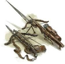 Image result for steampunk crossbow