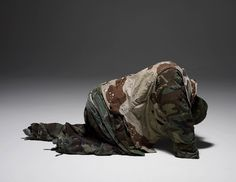 Strange Sculptures Made of Discarded Clothes (15 pics) - My Modern Metropolis