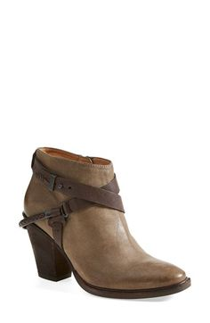 Dolce Vita 'Harlene' Ankle Bootie (Women) | Nordstrom. Great simple details in the brown one - black sorta gets lost. Good casual bootie for jeans.