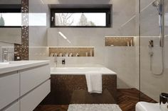 3D návrh kúpeľne Corner Bathtub, Home Interior Design, Alcove, Bathroom Lighting, Mirror, Furniture, Home Decor, Bathroom Light Fittings, Bathroom Vanity Lighting