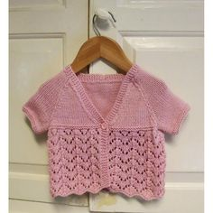 Knitting -Baby Patterns on Pinterest Baby Sweaters, Baby Cardigan and Baby ...