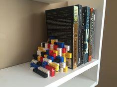 Lego Bookend