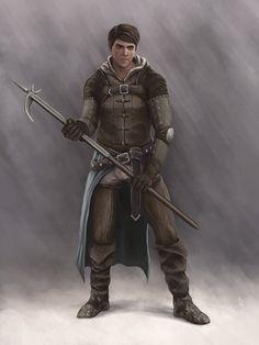 Leather Armor by ~Karehb on deviantART
