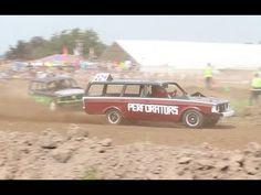 Banger Racing Boerhaar 2014