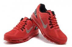 huge discount 66d07 79f93 Ursprunglig Löparskor Varsity Röd Silver - Nike Air Max 2013 Herr Billiga  rea