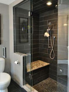Lovely small shower