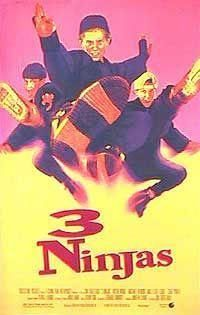 3 NINJAS // usa // Jon Turteltaub 1992