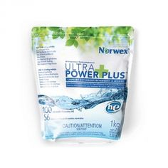 Ultra Power Plus Laundry Detergent - HE 1kg. This laundry soap is fragrance free, ultra powerful, and great for sensitive skin!