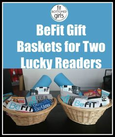 Last chance to enter a huge basket of BeFit goodies!   Fit Bottomed Girls