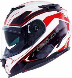 Nexx XT1 Motorcycle Helmet Lotus Red