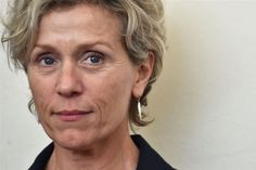 In 'Olive Kitteridge', Frances McDormand plays a witty, acerbic maths teacher in a New England town in a story that spans 25 years, based on a Pulitzer prize-winning collection of short stories by Elizabeth Strout. - AFP