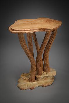 Squash Blossom Side Table