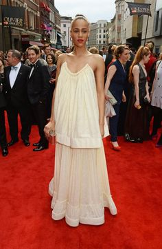 Pin for Later: A Dame, a Sir, and a Whole Lot of Talent Dominated the Olivier Awards Zawe Ashton