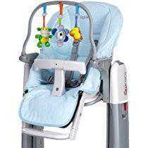 New Peg Perego YTPKTIN Kit f r Tatamia Prima Pappa Newborn Azzurro uni blau