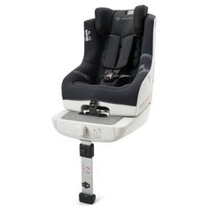 Concord Absorber XT Isofix Group 1 Car Seat-Raven Black Description: The Concord Absorber XT features comprehensive safety equipment and maximum comfort for the child when sitting up or lying down. Thanks to the step and recessed grips, even small children are able to climb in and out of the seat unaided, turning every car trip into a little... http://simplybaby.org.uk/concord-absorber-xt-isofix-group-1-car-seat-raven-black/
