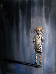 Om ulykkelige barn i DBMagasinet Children's Book Illustration, Art Illustrations, Wonderwall, Christmas Books, Drawing S, Art Sketches, Art Boards, Bullying, Science Fiction