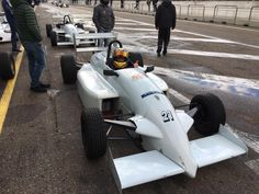 First time in a single seater.. Truly a dream come true! Driving it on a wet track was fun, but I would love to drive it on the limit in dry conditions!
