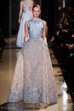 Elie Saab 2013 İlkbahar Yaz Haute Couture Koleksiyonu