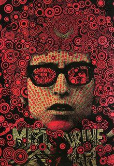 Bob Dylan. Marin Sharp
