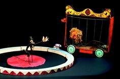 Calder's Obsession with the Circus!