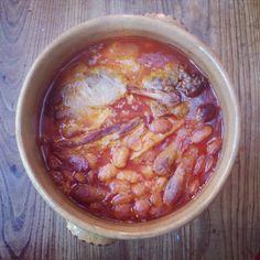 Cassoulet maison - homemade Cassoulet  #cuisine #food #faitmaison #homemade #cassoulet #haricot #saucisse #confit #canard #plat #eating #foodpic #foodgasm #instafood #instagood #français #platprincipal #salé
