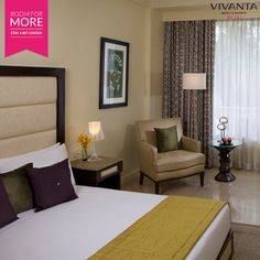 No business in Pune is complete without a Terrific Tour Of Pune. Stay a bit longer, with our #RoomForMore offer and explore the past at Vivanta by Taj – Blue Diamond.  Book now: www.tajhotels.com/roomformore #Business #Hotel #Travel #Meetings #Work #WorkLife #Stay #BusinessTrips #Conference #Seminars