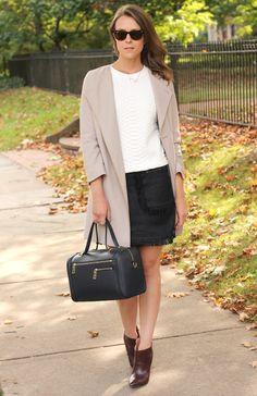 Penny Pincher Fashion : Feminine autumn look