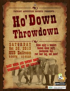Ho'Down Throwdown was an event in the PAC Mayhem late night alcohol alternative event series. Ho'Down Throwdown featured a live DJ, free food, a root beer keg, party games and a country western vibe! Country Hoedown Party, Country Western Parties, Country Birthday, Western Theme, Beer Keg, Root Beer, Cowboy Weddings, Western Weddings, Barn Weddings
