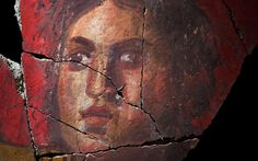 Archeologists in Arles have unearthed one of the only full Roman murals ever   found outside Italy