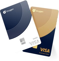 Oxygen – Banking for free thinkers, rebels and entrepreneurs. Awarded Best Digital Banking Account in the US Card Ui, Vip Card, Debit Card Design, Business Card Design, Virtual Card, Member Card, Go Your Own Way, Money Cards, Free Thinker