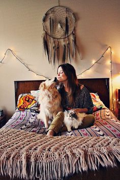12 Ideas para darle una decoración tribal a tu habitación