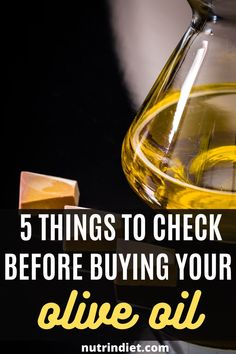 In addition to the expiration date, what other aspects do you pay attention to before buying your extra virgin olive oil? Pay attention to these 5 aspects before buying your extra virgin olive oil. #tipstobuyoliveoil #howtochooseoliveoil Complete Nutrition, Nutrition Plans, Healthy Diet Tips, Healthy Nutrition, Weight Loss Diet Plan, Lose Weight, Olive Oil Brands, Clean Eating Grocery List, Types Of Diets