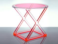 Alexandra Von Furstenberg XOXO Occasional Table | Editor Ashley Parrish's Favorite Things | Everywhere