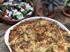 Mexicaanse krieltjes ovenschotel - Familie over de kook Zucchini, Quiche, Macaroni And Cheese, Slow Cooker, Good Food, Eat, Breakfast, Ethnic Recipes, Wordpress