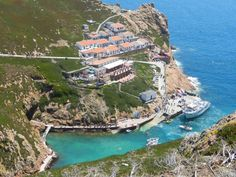 Berlengas Island, Portugal