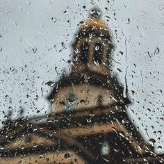 Rainy days at Baylor University. Baylor University, Monster University, Rain Photography, Rain Storm, Alma Mater, Colleges, Rainy Days, Design Ideas, Bear