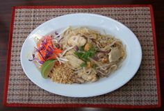 Simply Thai across from Southcenter Mall in Tukwila
