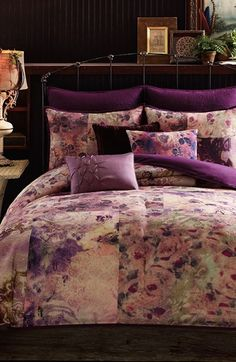 Free shipping and returns on PEM AMERICA Tracy Porter® For Poetic Wanderlust® 'Maeve' Comforter & Shams at Nordstrom.com. A vintage-inspired floral print adds effortless sophistication to a cozy comforter and matching shams.