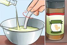 Voici une recette du masque qui vous débarrassera des poils indésirable du visage définitivement et naturellement. – Vous aurez besoin de: 1 cuillère à soupe de curcuma, 2 cuillères à soupe de farine de pois chiche et une petite quantité de yogourt ou de lait. Mélangez bien les ingrédients pour obtenir une pate homogène. – …