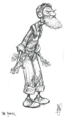 Image result for old character design