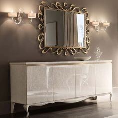Luxury Italian Designer Mother of Pearl Sideboard Room Furniture Design, Bedroom Bed Design, Home Decor Furniture, Luxury Furniture, Sideboard Decor, Entryway Console Table, Dining Room Buffet, Credenza, Living Room Designs