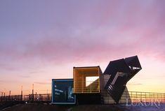 LUXURY 모듈 건축의 핵심 소재가 된 컨테이너 건축의 모든 것 CONTAINER ARCHITECTURE