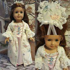 Check out this item in my Etsy shop https://www.etsy.com/listing/517999971/historical-18-inch-doll-clothes