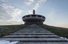 Roman Veillon, Buzludzha Monument